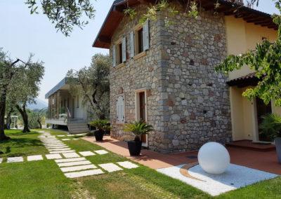 Grandview Guest House garden